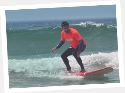 melhor escola de surf em lisboa