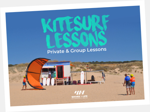 melhores condições de aprendizagem de kitesurf em portugal