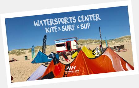 waves4life watersports center lisboa